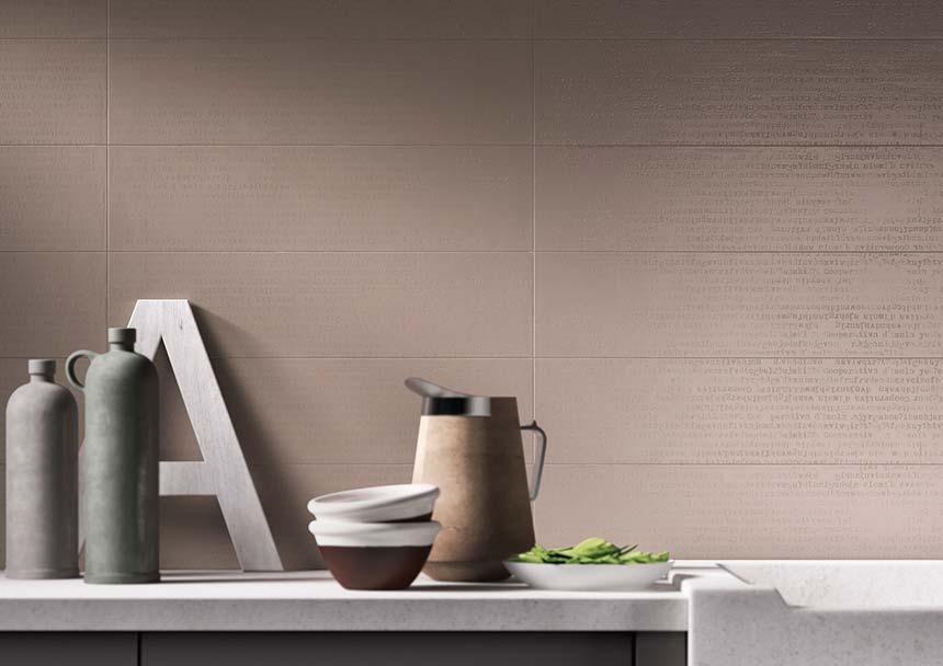 Terzo Piano - Cooperativa Ceramiche Imola - Le Terre