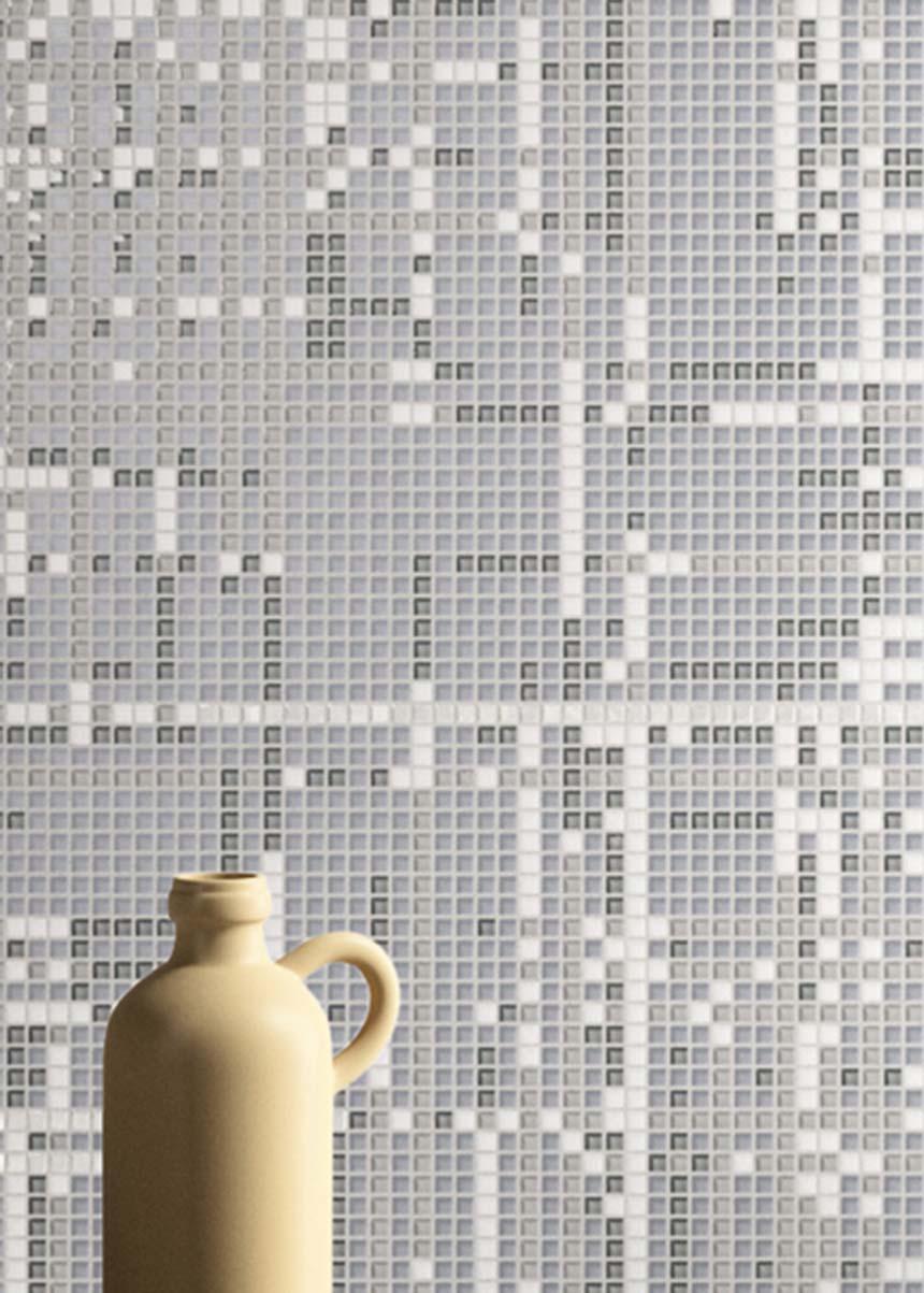 @TerzoPiano - Mosaico+ - Fabric Grey