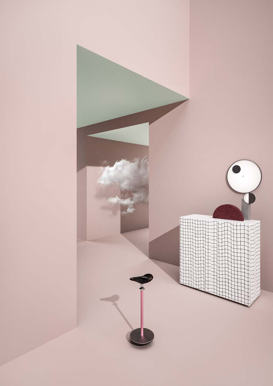 #TERZOPIANO PROJECT : A CLOUD IN THE ROOM