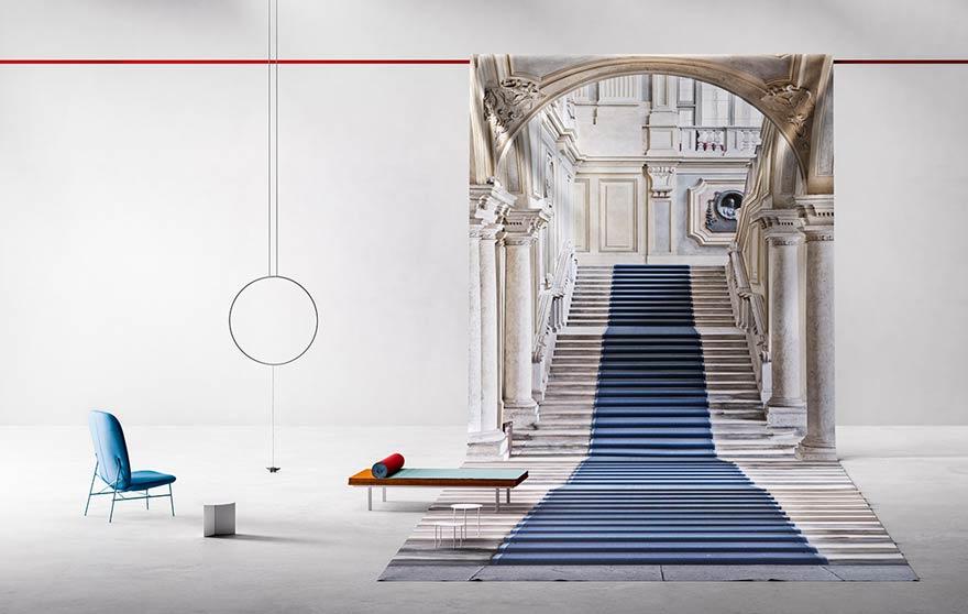 @terzopiano Set Design // Picture in Picture