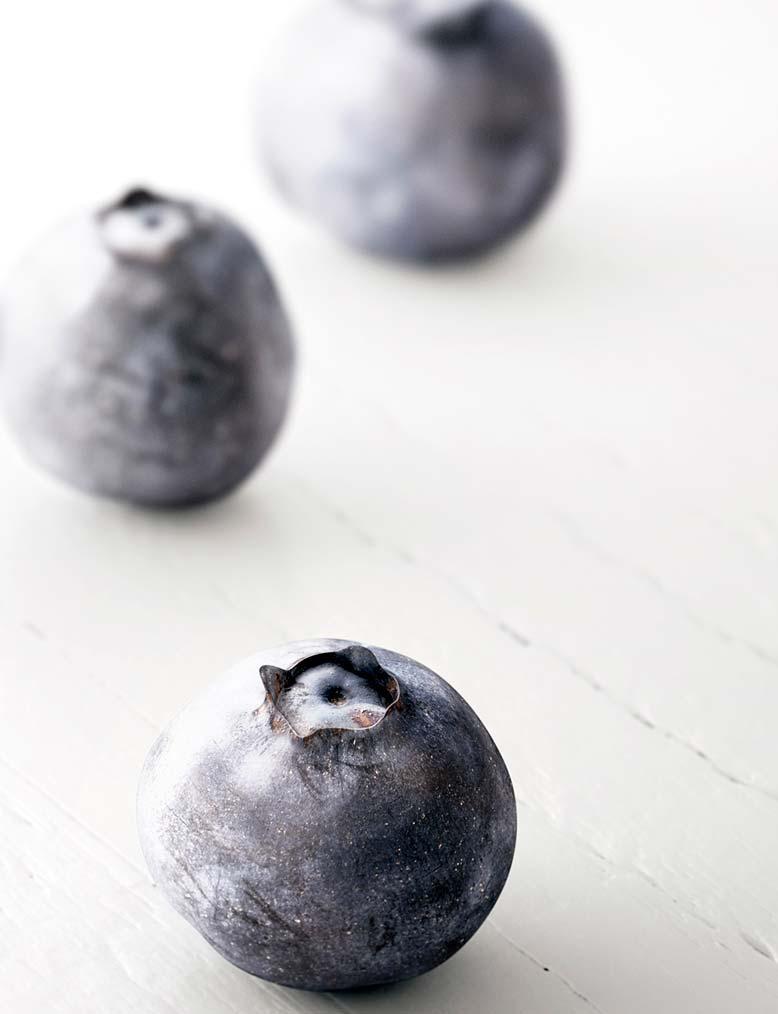 @terzopiano A simple taste || #blueberries