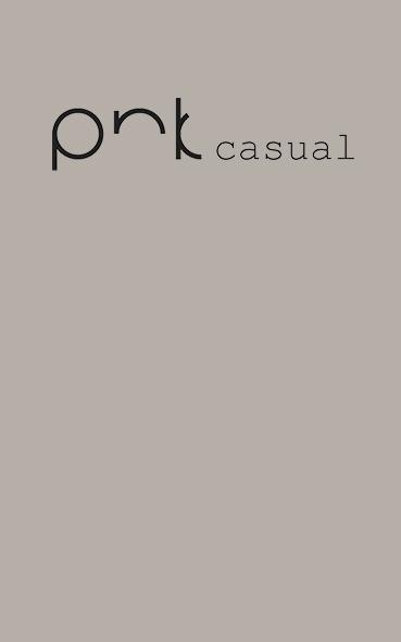 PNK CASUAL press cover