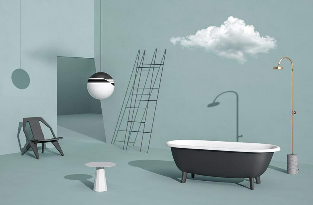 A cloud in the Room Terzo Piano autiproducrion