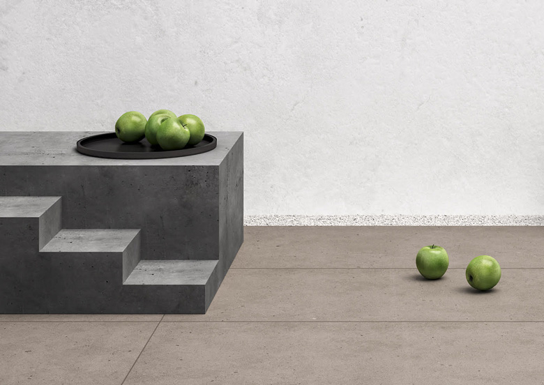 #TERZOPIANO image for #GranitFiandre || #Fjord collection || set design #TERZOPIANO
