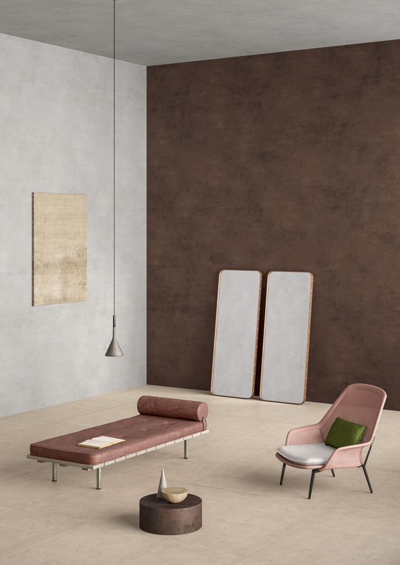 #TERZOPIANO image for #GranitFiandre || #Fjord collection || set design #TERZOPIANO