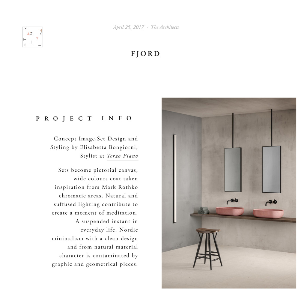 Press-majestigal-write-about-terzo-piano-project-fjord-we-realized-for-graniti-fiandre-with-3d-images