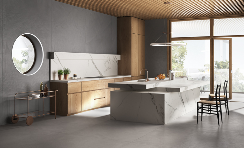 #TERZOPIANO | CLIENT #ONDOVALLE |#KITCHEN #MYTOP