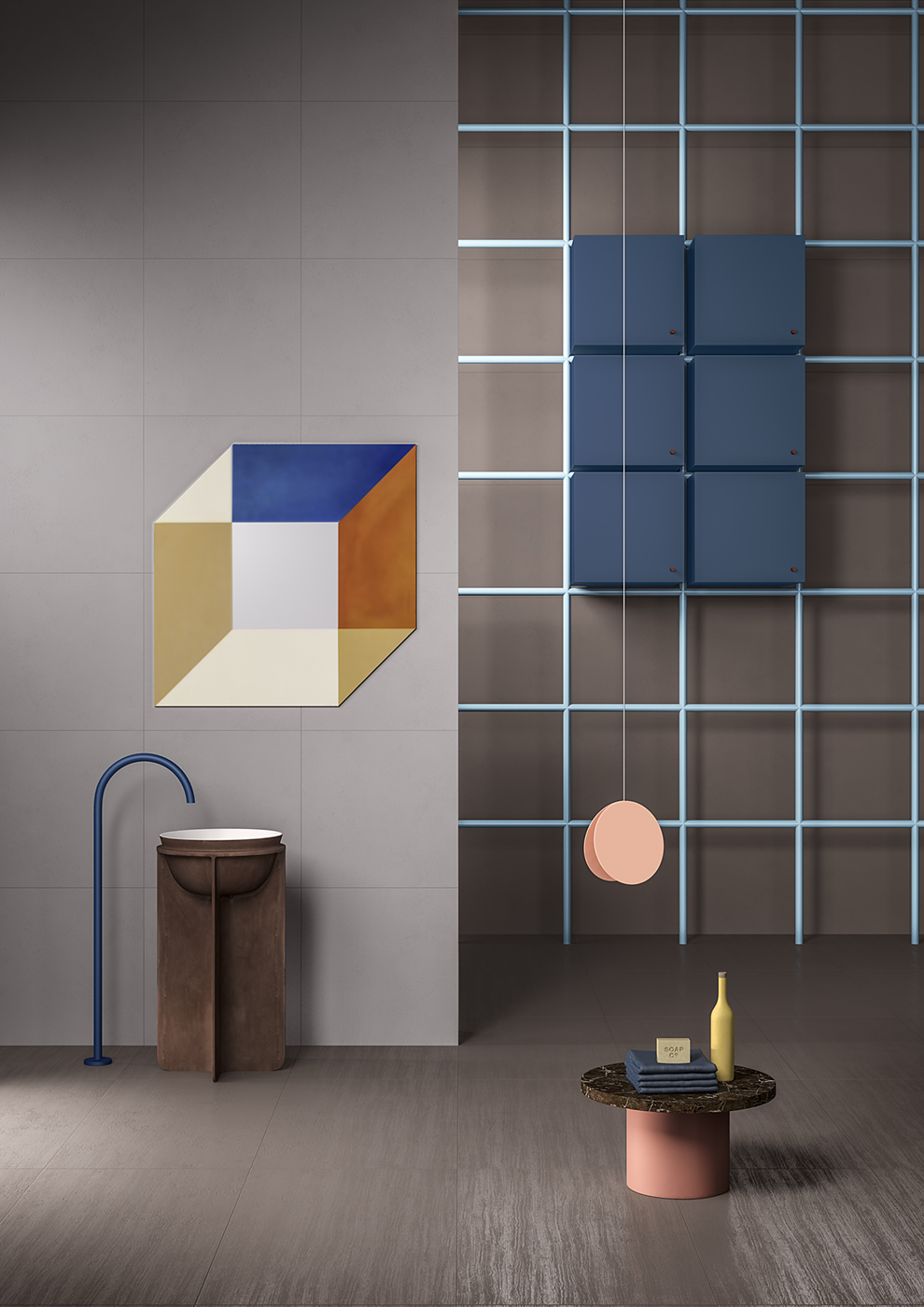 #TERZOPIANO IMAGE PRODUCTION AND ARTISTIC DIRECTION FOR #FIANDRE || #CERSAIE2017