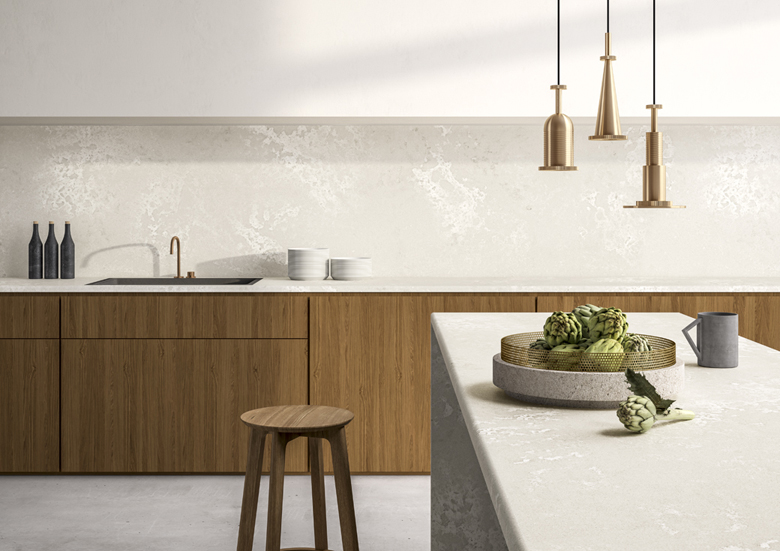 #TERZOPIANO IMAGE FOR #CAESARSTONE | SET DESIGN AND STYLING | ELEGANT #KITCHEN