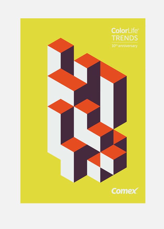 #Comex color trend 2018