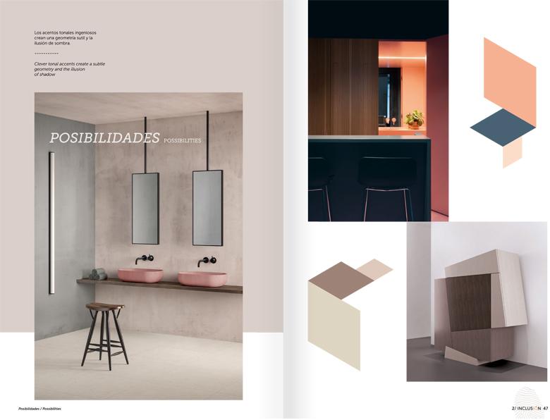 #Comex color trend 2018 || #TerzoPiano image for #FiandreArchitecturalSurfaces #GranitiFiandre