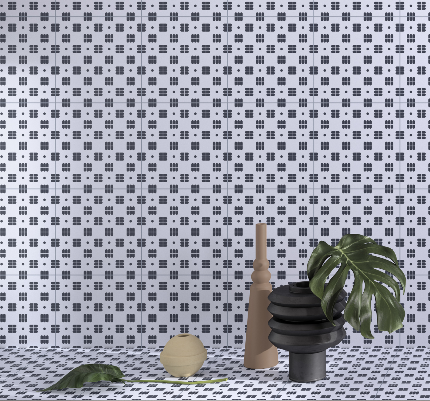#CeramicaVogue - House of Tiles, 2018 - Architecture by #MarcanteTesta UdA - Image by #TerzoPiano - #bathroom #props