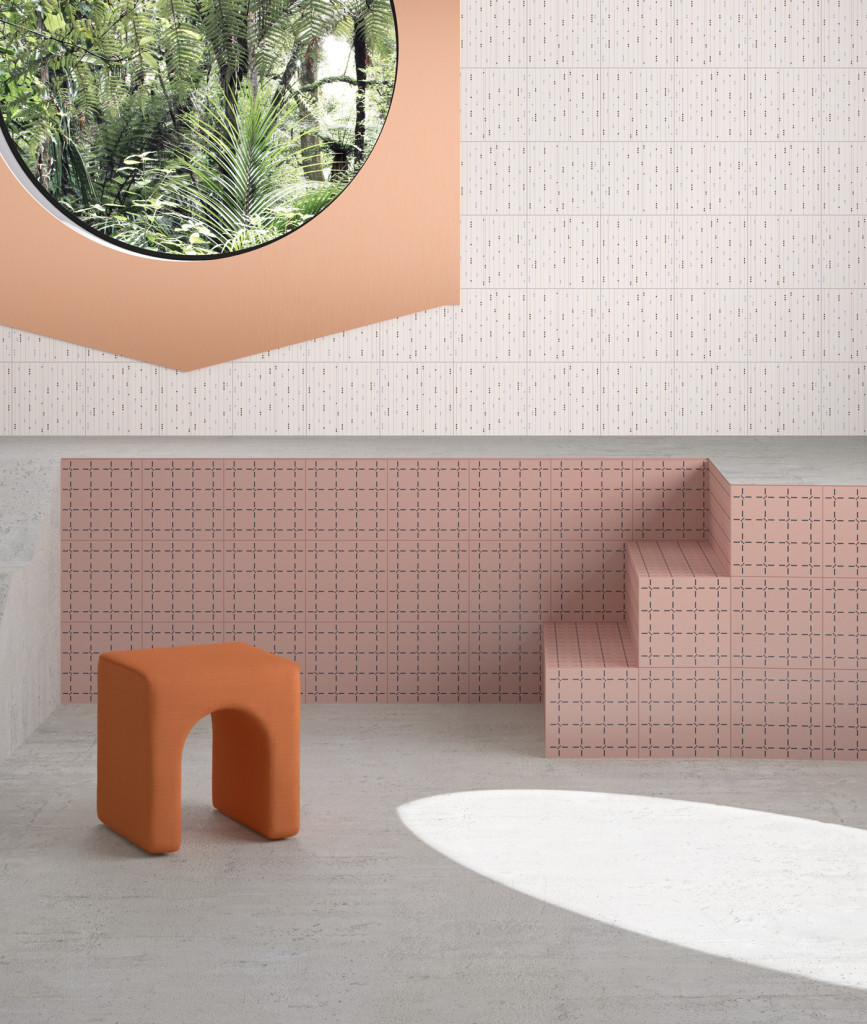 #CeramicaVogue - House of Tiles, 2018 - Architecture by #MarcanteTesta UdA - Image by #TerzoPiano - #KidsRoom