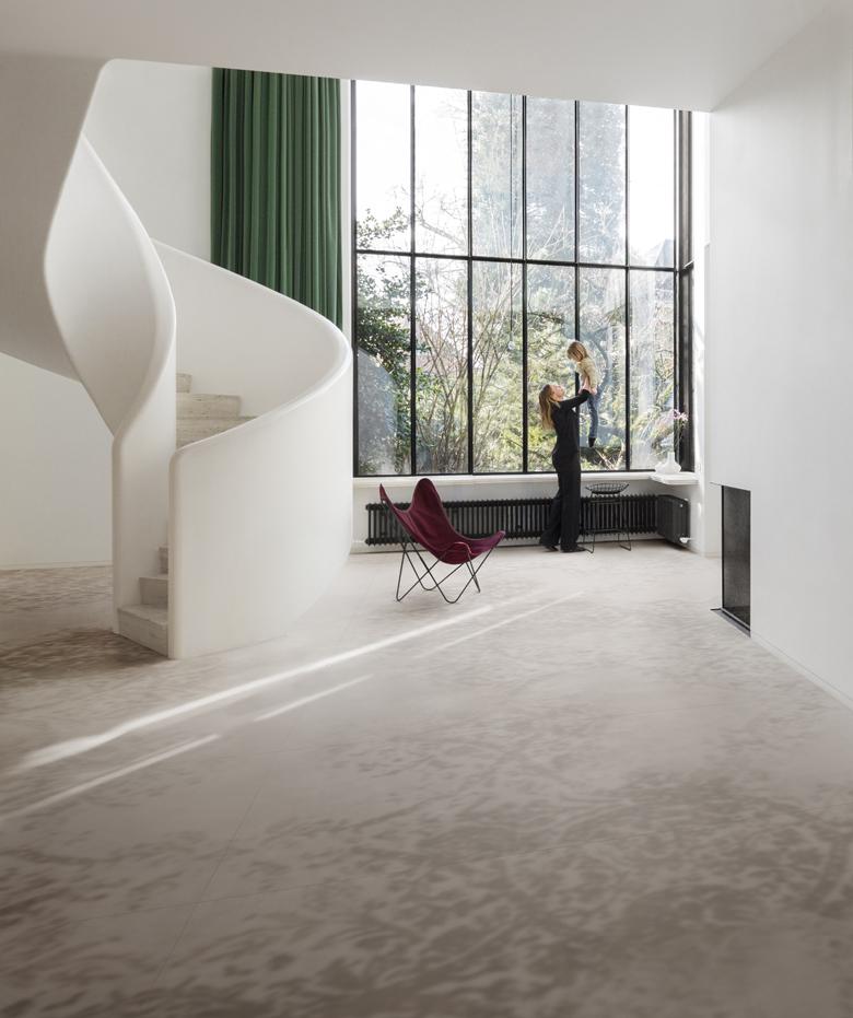 TERZOPIANO image production Marazzi_ADV 2018_Grand Carpet_KAUFMAN