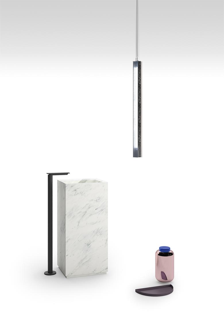 TerzoPiano for #GranitiFiandre - Furniture Catalogue