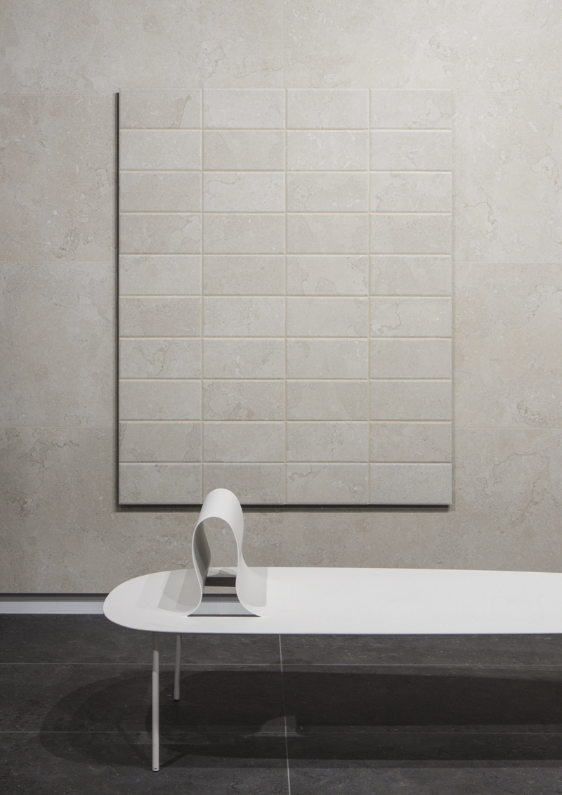 #Cersaie 2018 - Ceramiche #Coem Set-up project by #TerzoPiano
