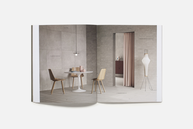 ColorCode catalog #VitrA ceramic tiles | #Cersaie2018