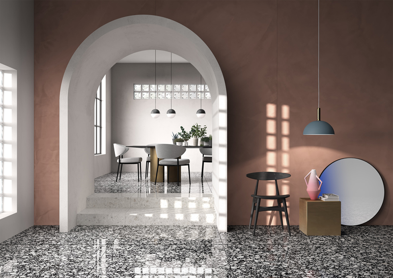 #TerzoPiano image for #Fondovalle ceramic tiles | Cersaie 2018 new products