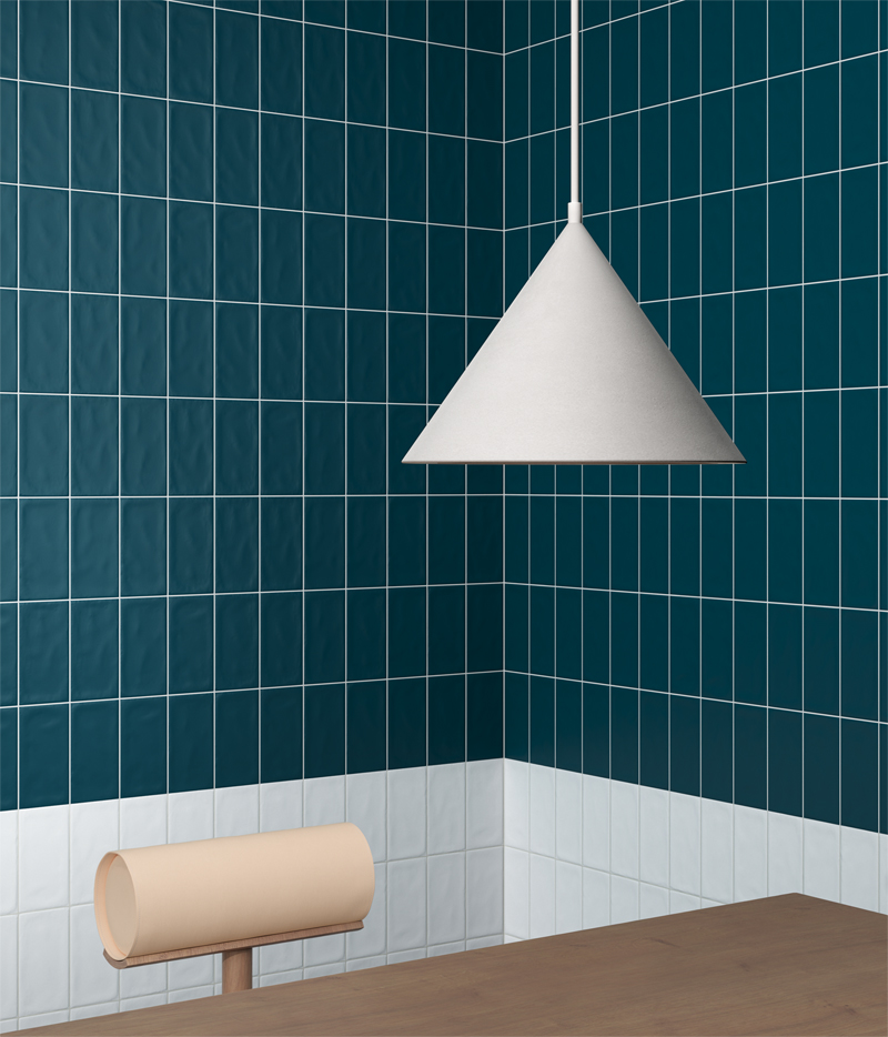 #TerzoPiano image for #CeramicaVogue - Art Direction #MarcanteTesta