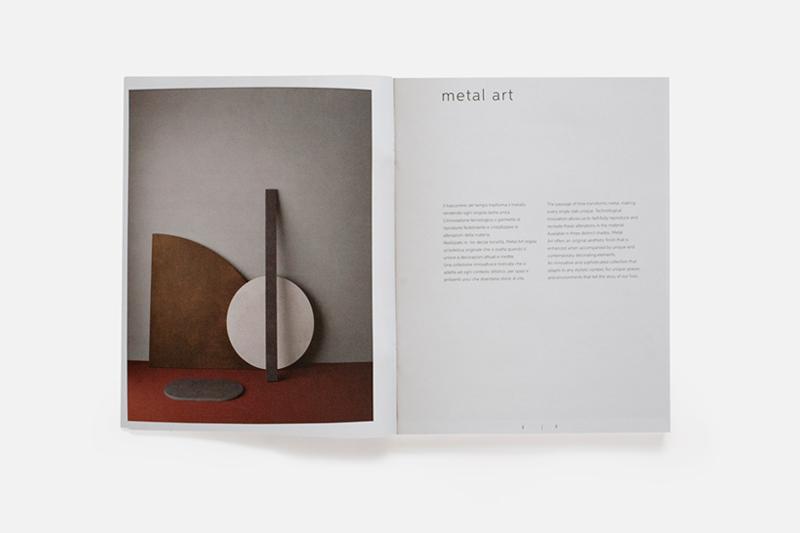 #TerzoPiano Art Direction for catalogs | #CeramicheCandia