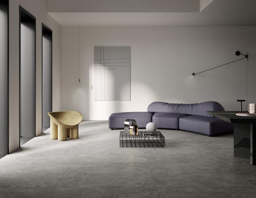 Terzo Piano x Ceramiche Candia | Metal Art | #livingroom