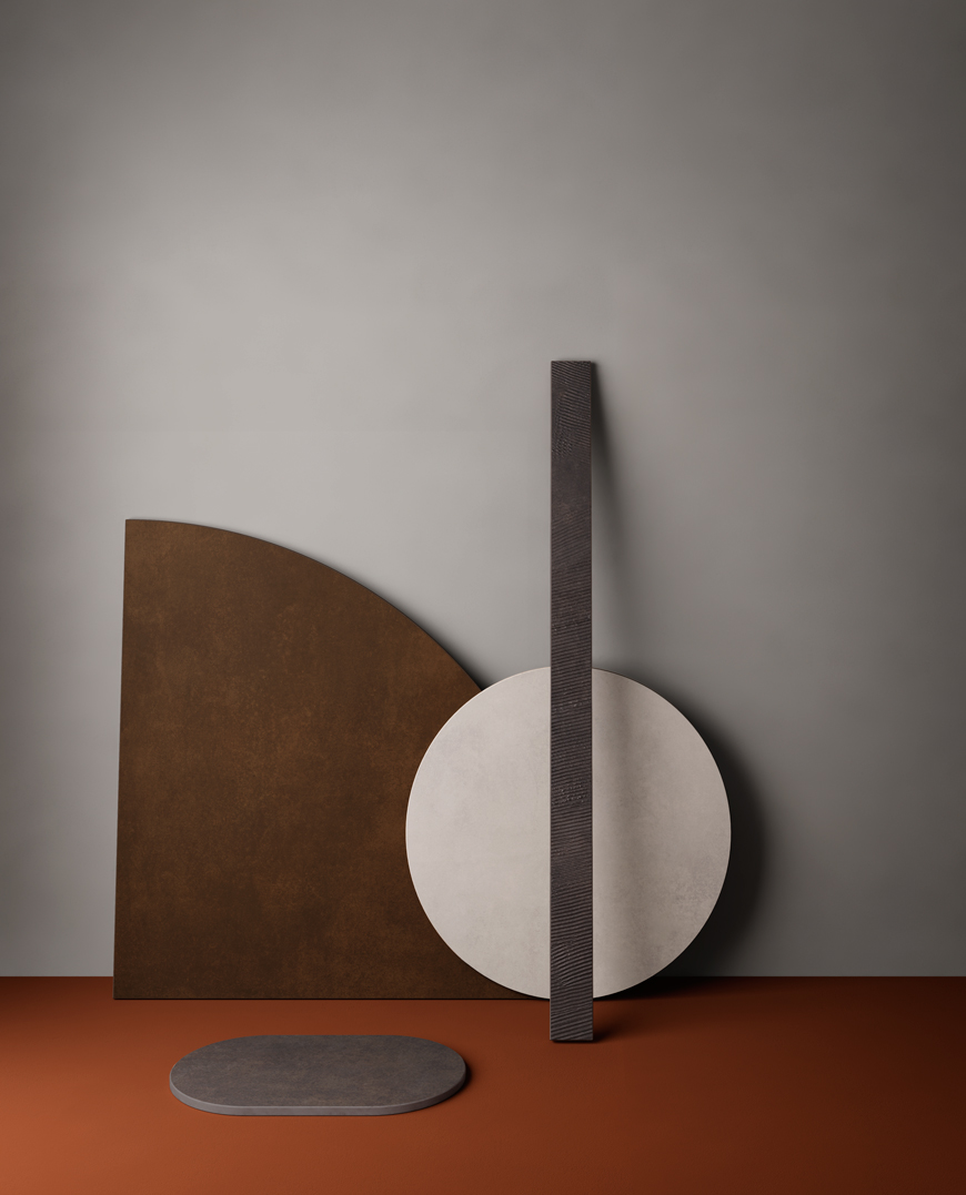 Terzo Piano x Ceramiche Candia | Metal Art | #stilllife