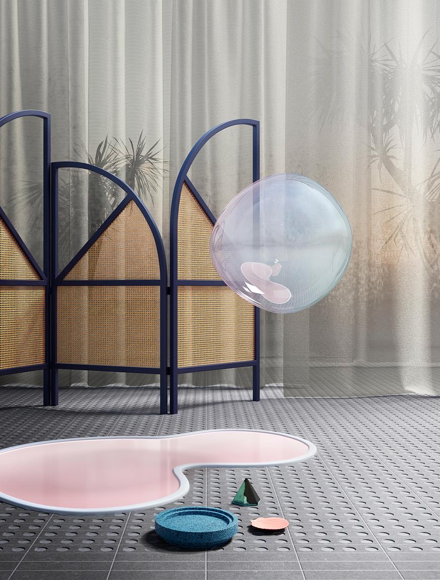 Terzo Piano portfolio 2019 | Transparencies | Art Direction and Styling Nicola Barutto @Terzo Piano