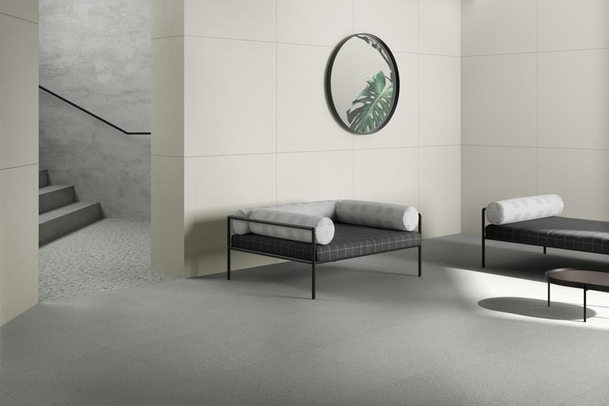 Terzo Piano_VitrA_Cementmix_Lobby