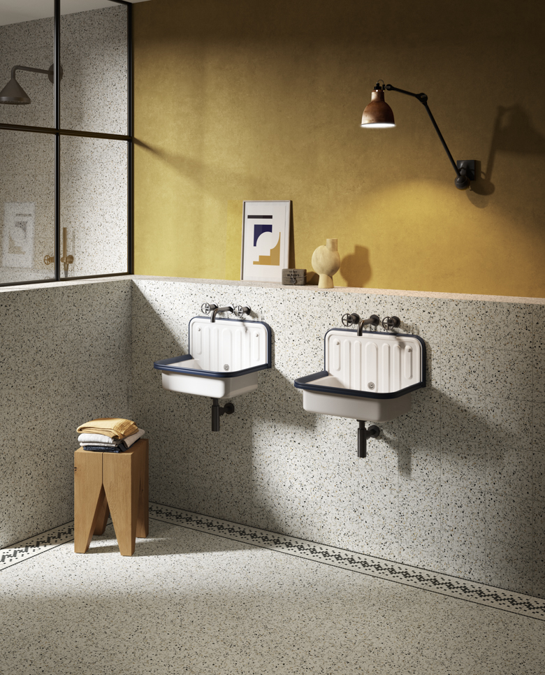 Terzo Piano_Faetano_Yellow Bathroom