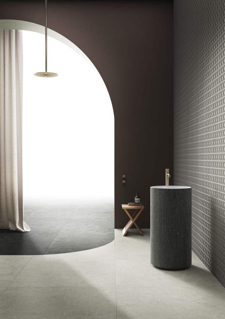 Terzo Piano_Graniti Fiandre_Solida_Bathroom