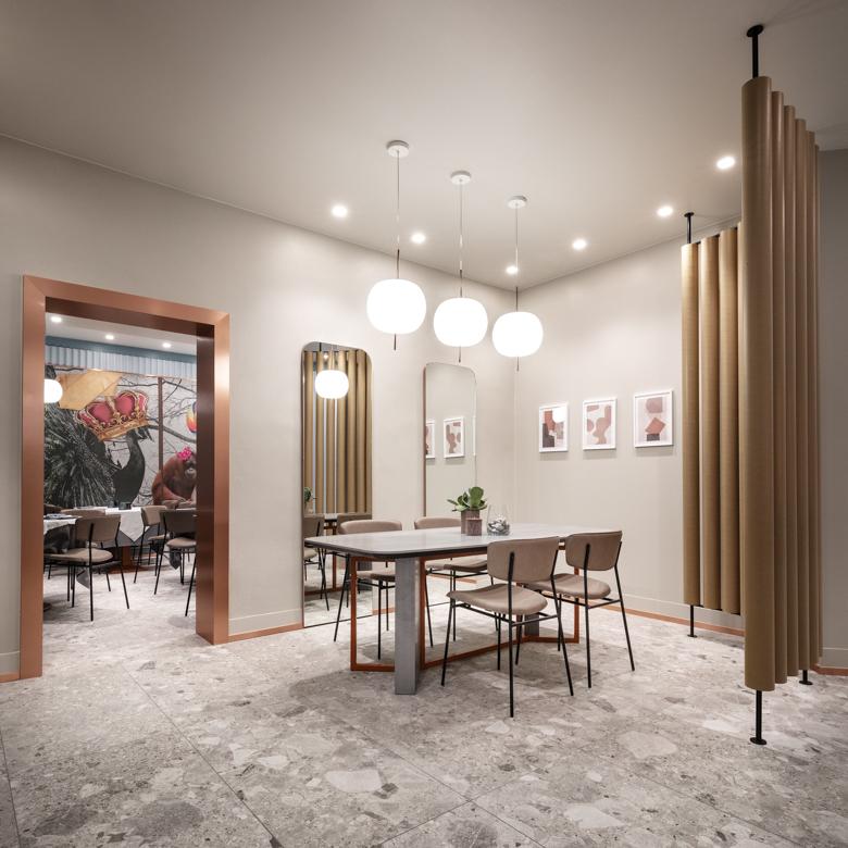Terzo Piano_restaurant project