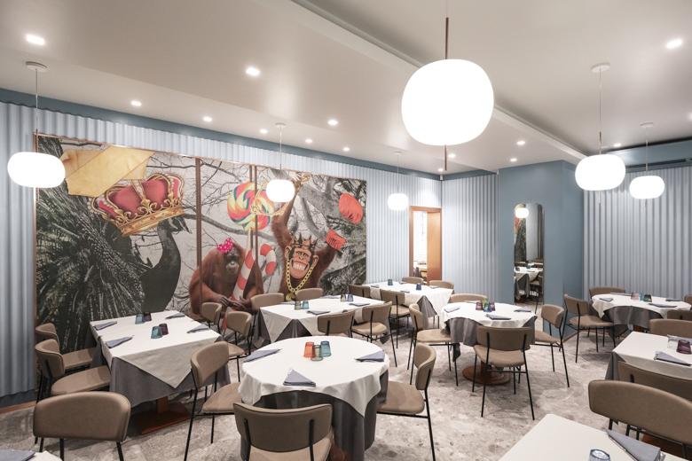 Terzo Piano_restaurant renovation project