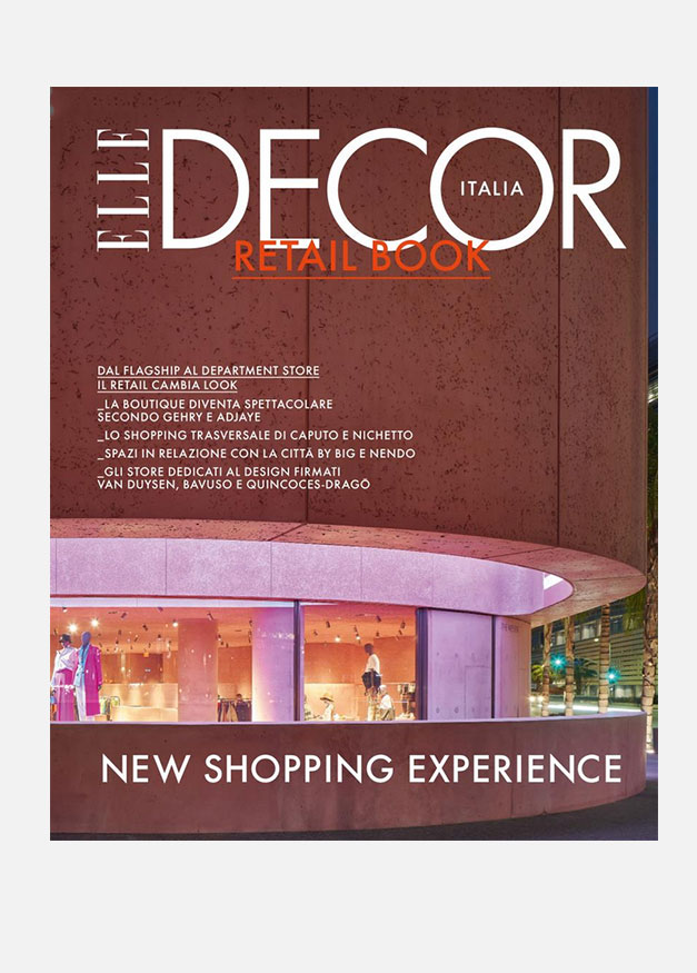 COVER RETAIL BOOK ELLE DECOR 2020