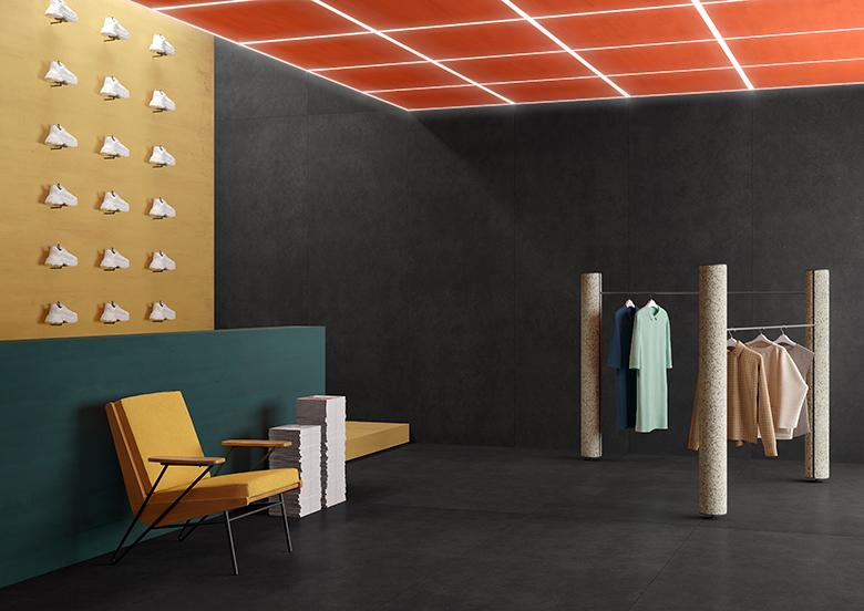 Graniti Fiandre - Concept Store- #TerzoPiano art direction and image realization