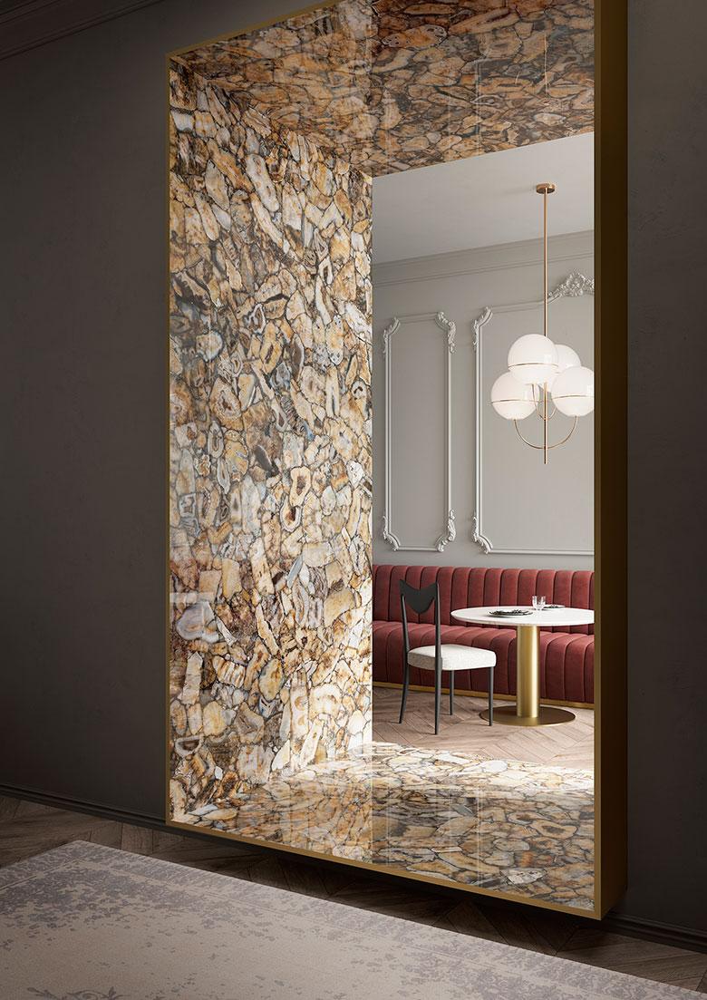 Terzo Piano // Marmi Maximum for Graniti Fiandre