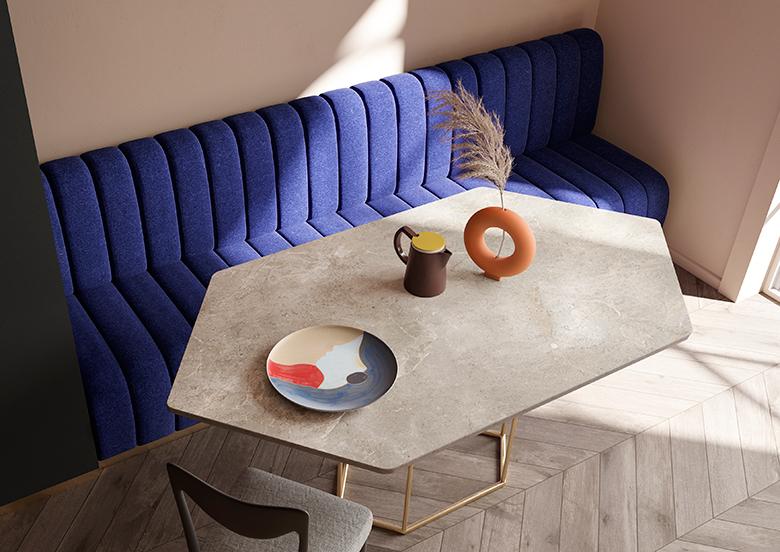 Sapienstone - kitchen design - Terzo Piano