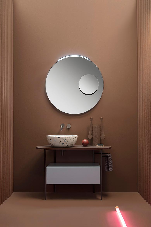 Ceramica Globo-Bob-styling Terzo Piano