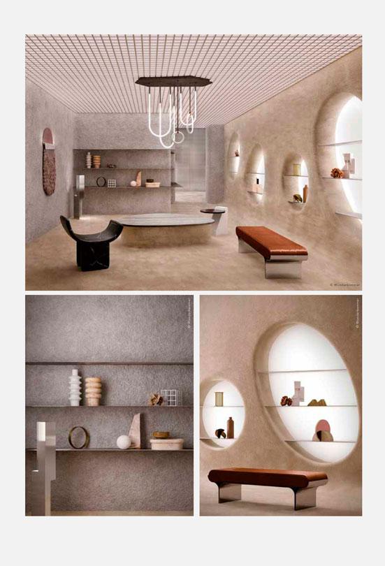 Contract book - Wunderkammer - Terzo Piano x Studiopepe- settembre 2020