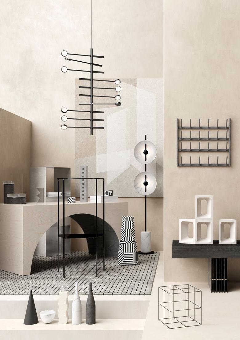 Equilibrio dei contrasti - Terzo Piano - portfolio 2020 - blacks & whites