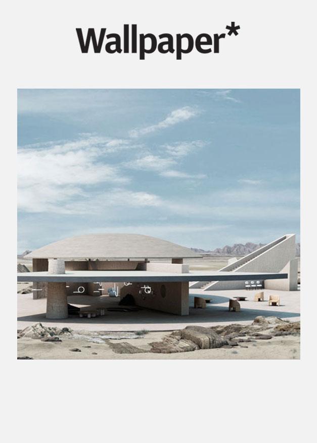 De-Siderio Project Manifesto by Studiopepe featured on Wallpaper / 3D Art Terzo Piano