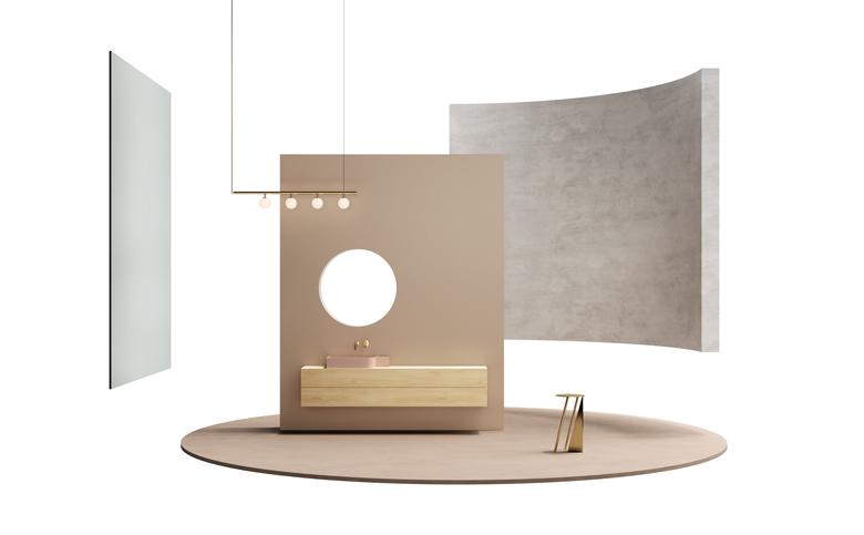 Terzo Piano image for Cleaf / bathroom inspiration