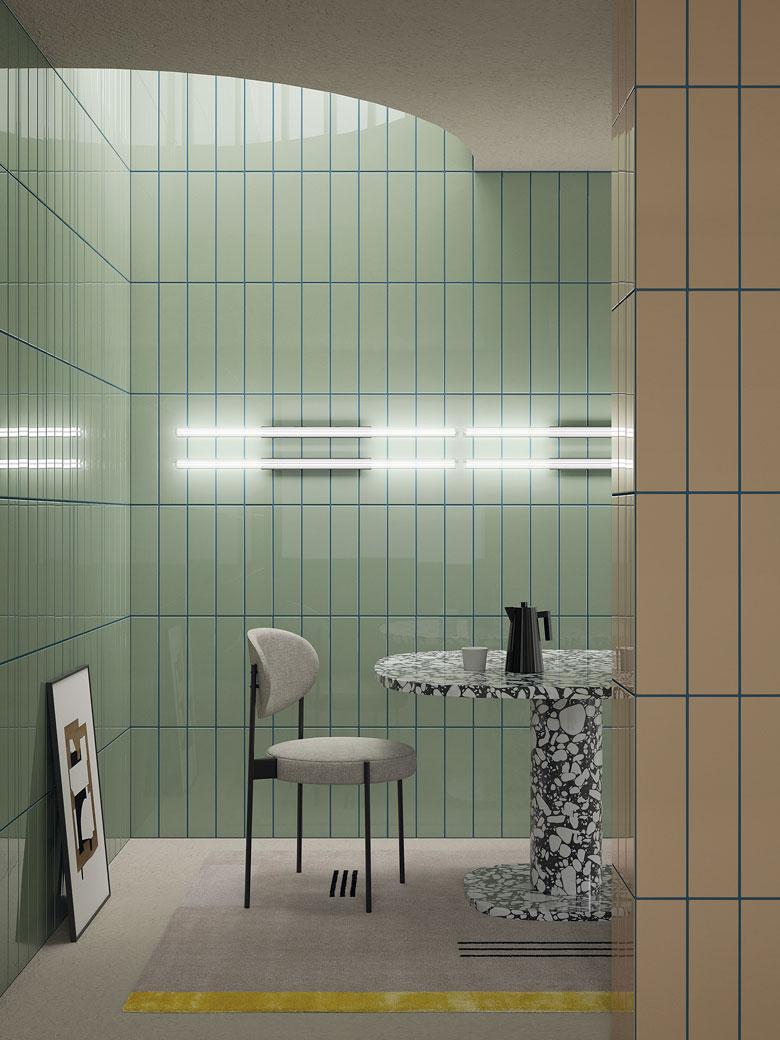 Ceramica Bardelli / Cromia - styling Terzo Piano