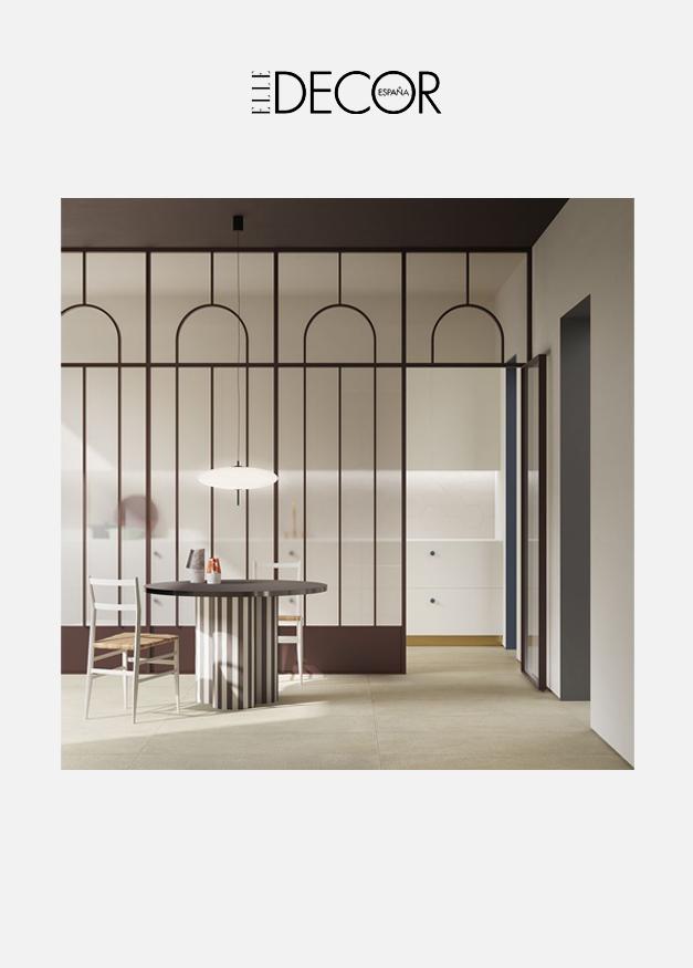 Elle Decor Spaign // Art direction image Terzo Piano for Graniti Fiandre