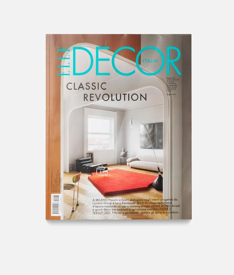 elle decor italia cover - marzo 2021 - Graphic Manifesto
