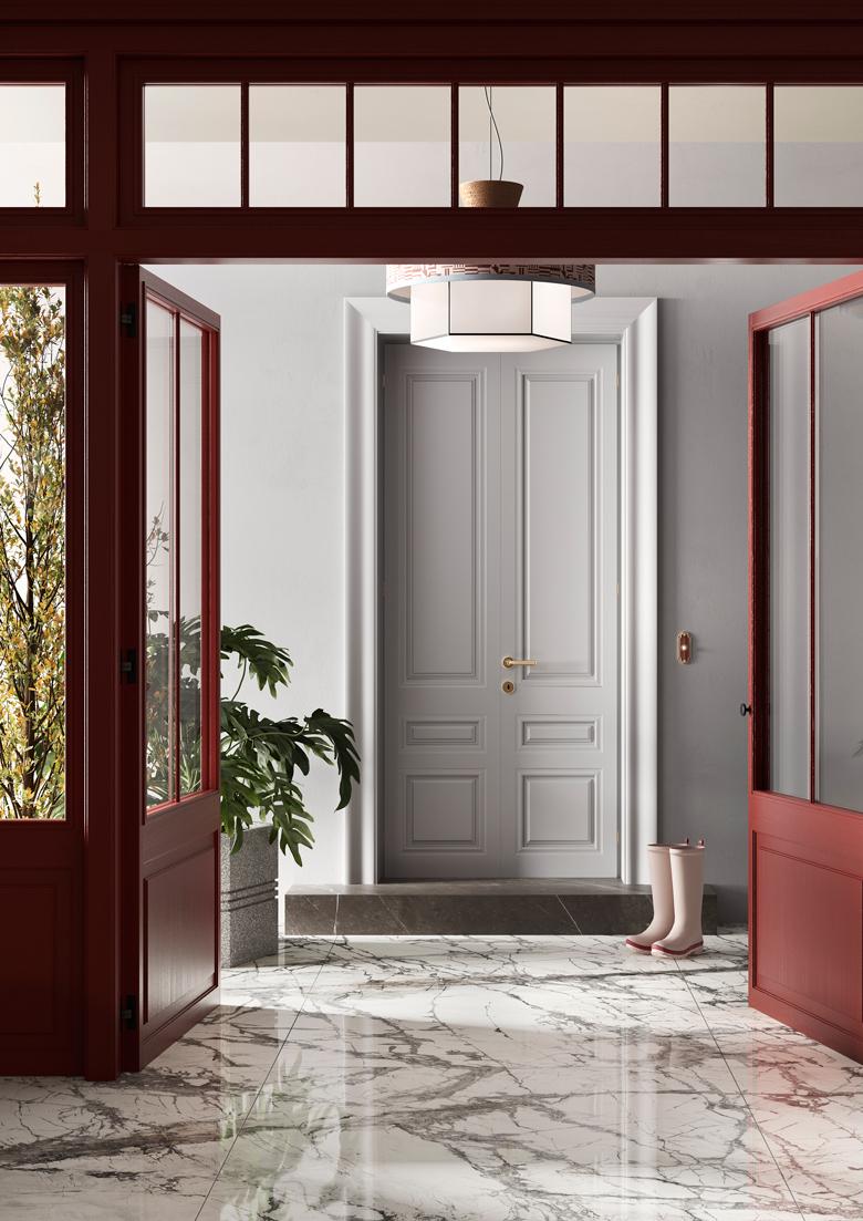 Terzo Piano art direction for Graniti Fiandre // Entrance