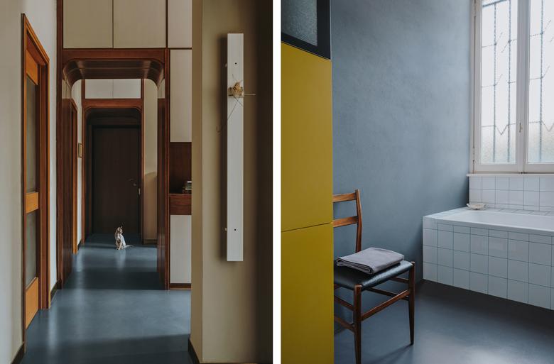 Kerakoll 3D Photomontage Terzo Piano / Image Art Direction Studio Blanco / Ph Salva Lopez / Set design Elena Mora