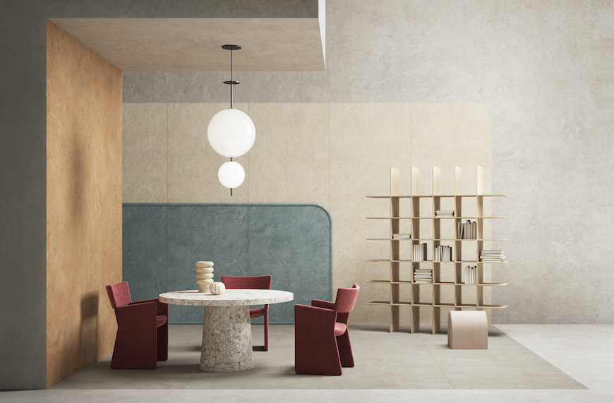 TerzoPiano art direction for Origostyle // natural space