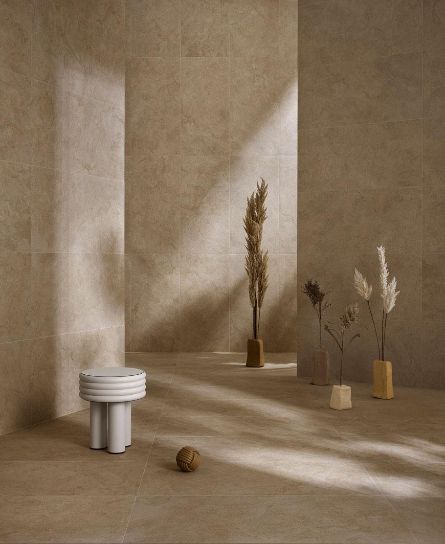 Dinamika collection Del Conca - AD Ikos - ph Studioeffetto - Terzo Piano styling